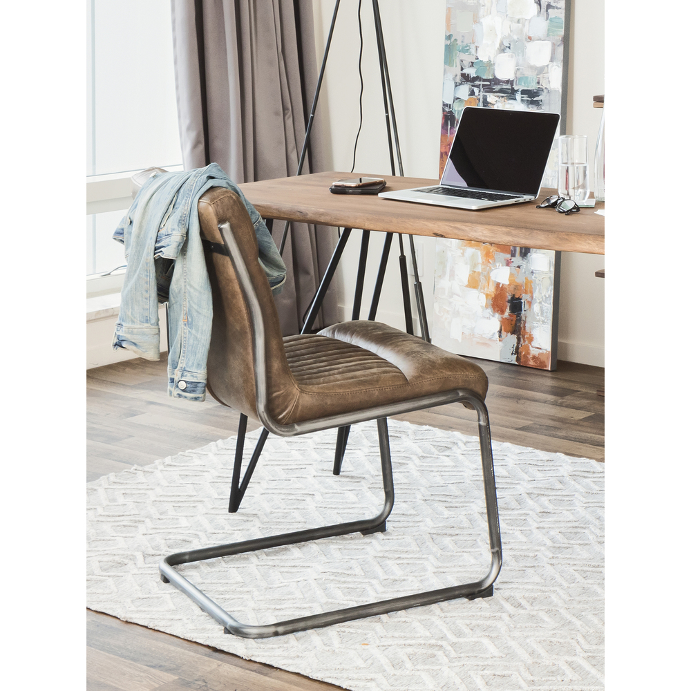 Moe's Home Collection - Ansel Dining Chair (M2)