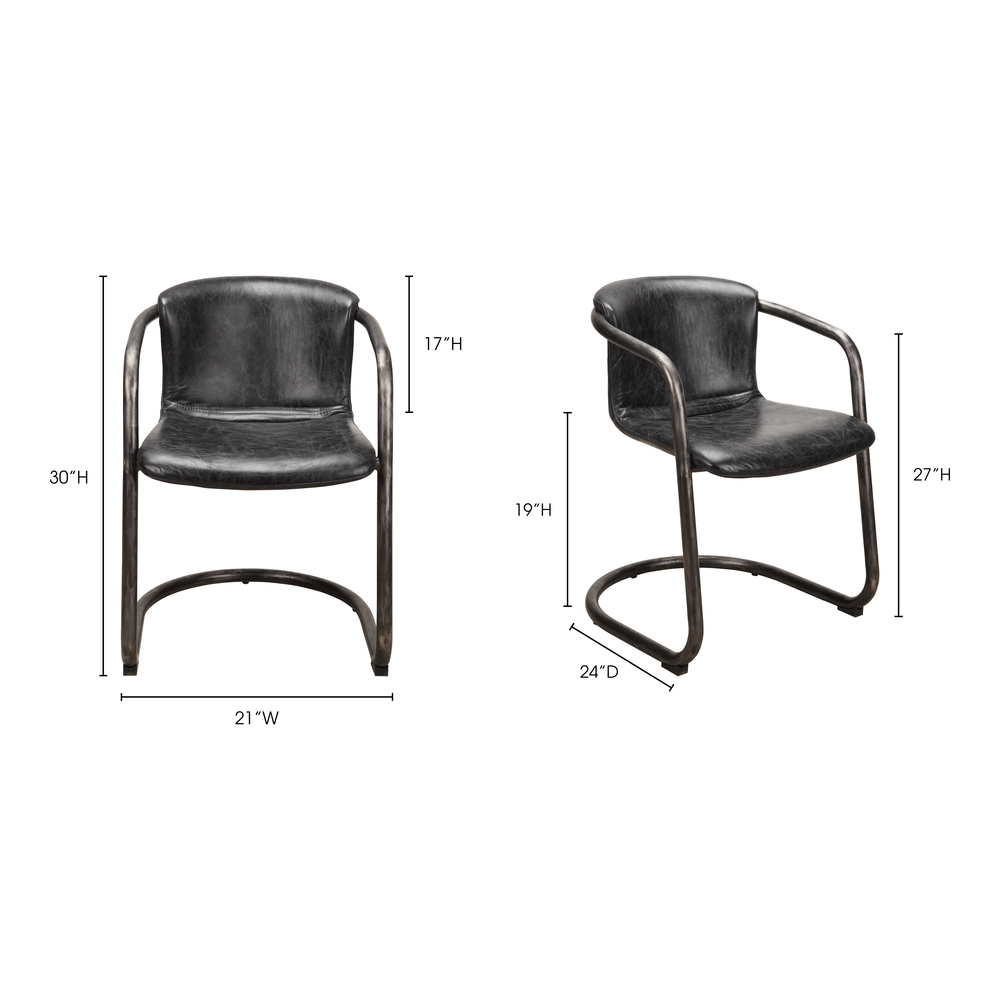 Moe's Home Collection - Freeman Dining Chair (M2)