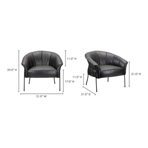 Thumbnail of Moe's Home Collection - Gordon Arm Chair