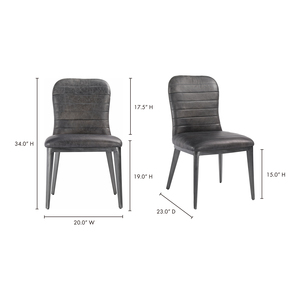 Thumbnail of Moe's Home Collection - Shelton Dining Chair (M2)