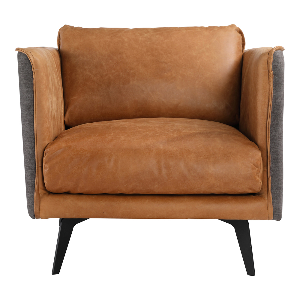 Moe's Home Collection - Messina Leather Arm Chair