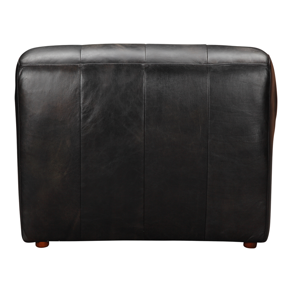 Moe's Home Collection - Ramsay Leather Chaise