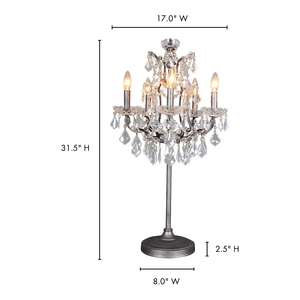 Thumbnail of Moe's Home Collection - Luisa Table Lamp