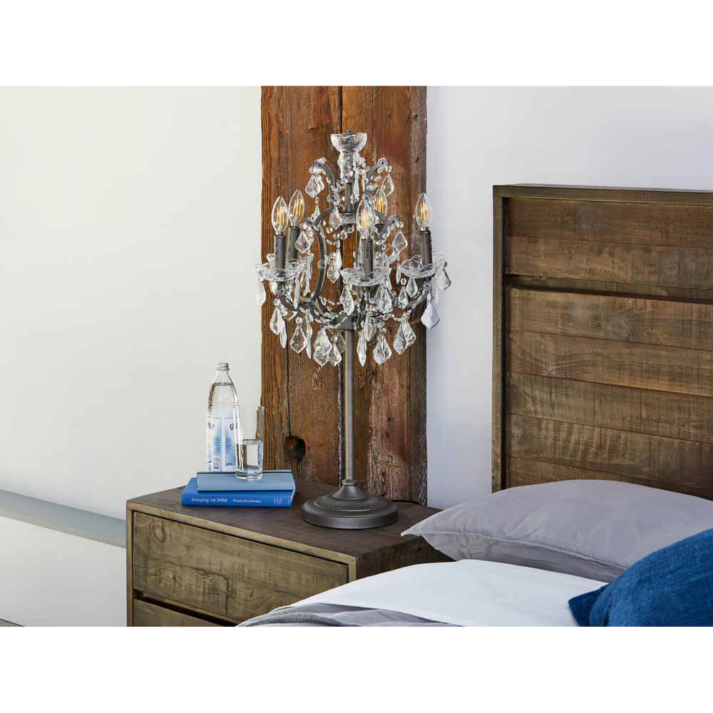 Moe's Home Collection - Luisa Table Lamp