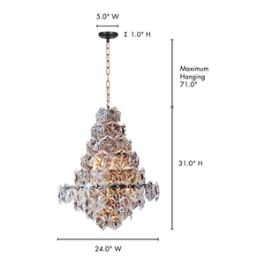 Thumbnail of Moe's Home Collection - Swan Pendant Lamp