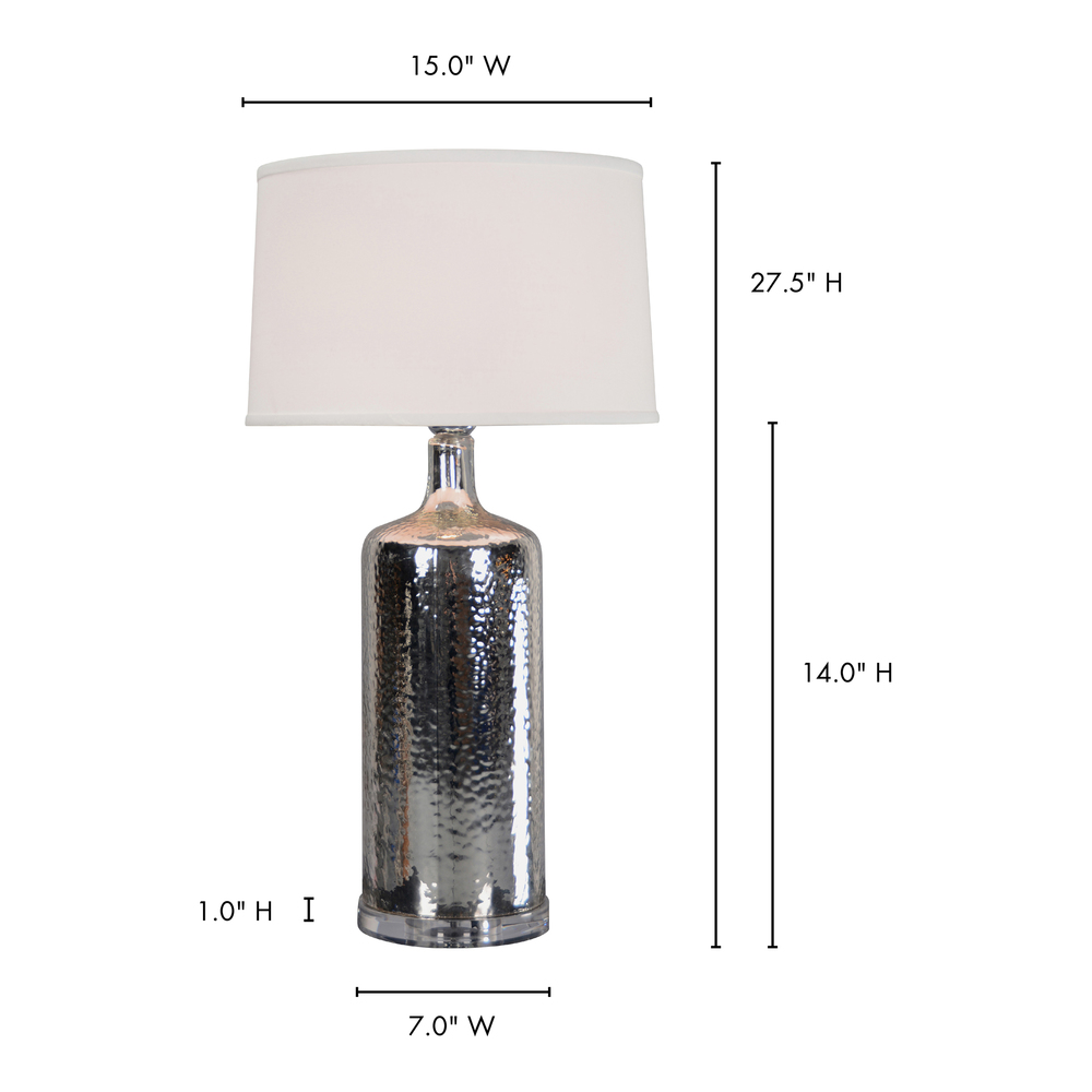 Moe's Home Collection - Briggs Table Lamp
