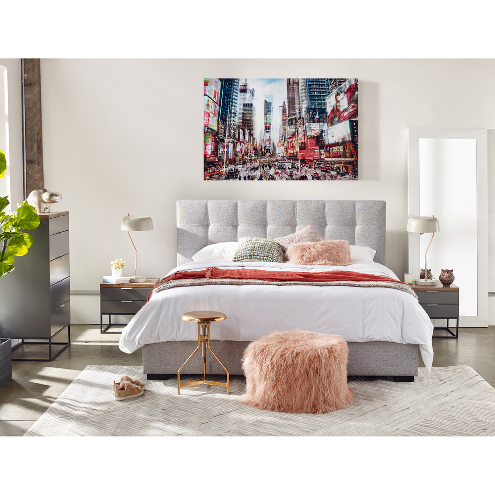 Moe's Home Collection - Belle Storage Bed