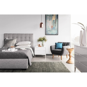Thumbnail of Moe's Home Collection - Belle Storage King Bed