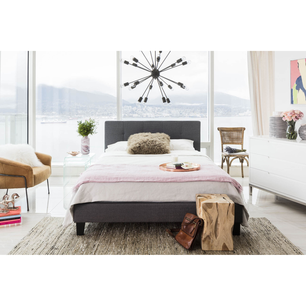 Moe's Home Collection - Eliza Bed