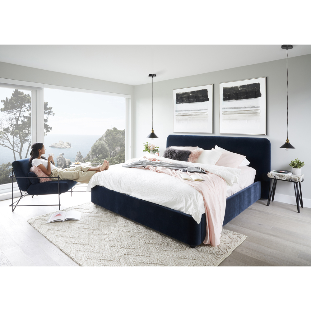 Moe's Home Collection - Samara King Bed