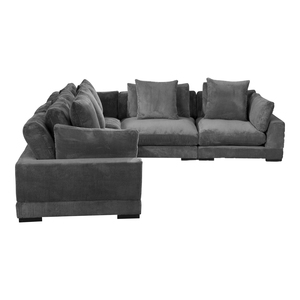 Thumbnail of Moe's Home Collection - Tumble Classic L Modular Sectional