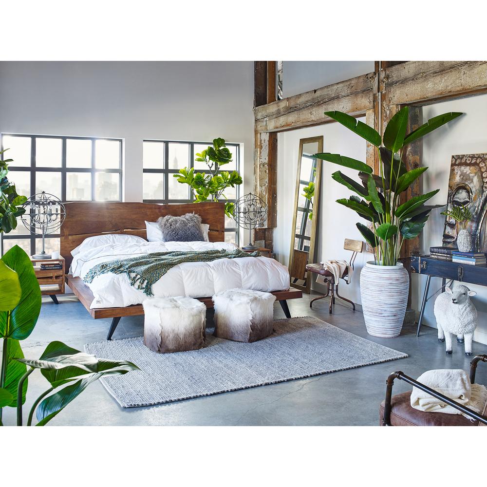 Moe's Home Collection - Madagascar King Platform Bed