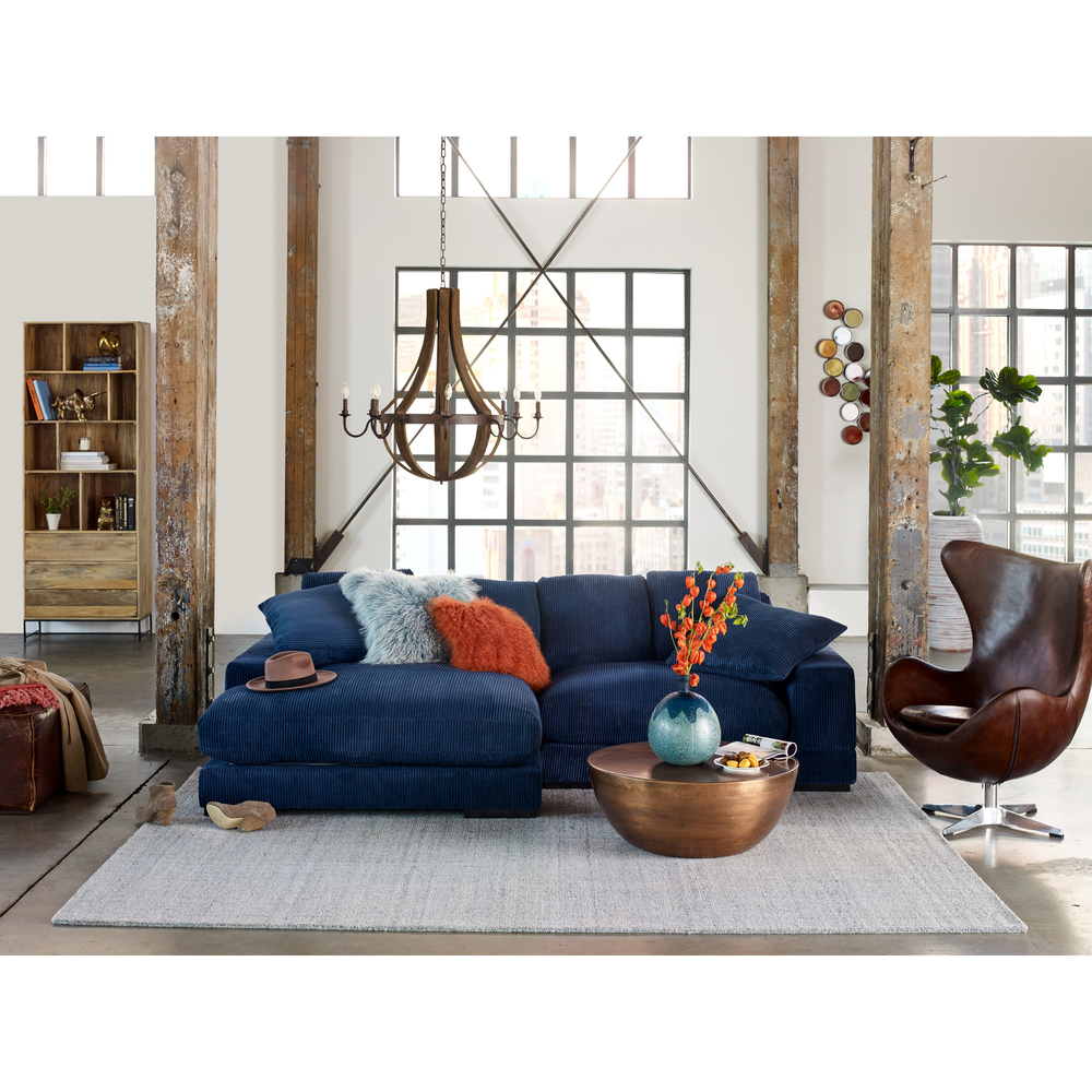 Moe's Home Collection - Lamb Fur Pillow
