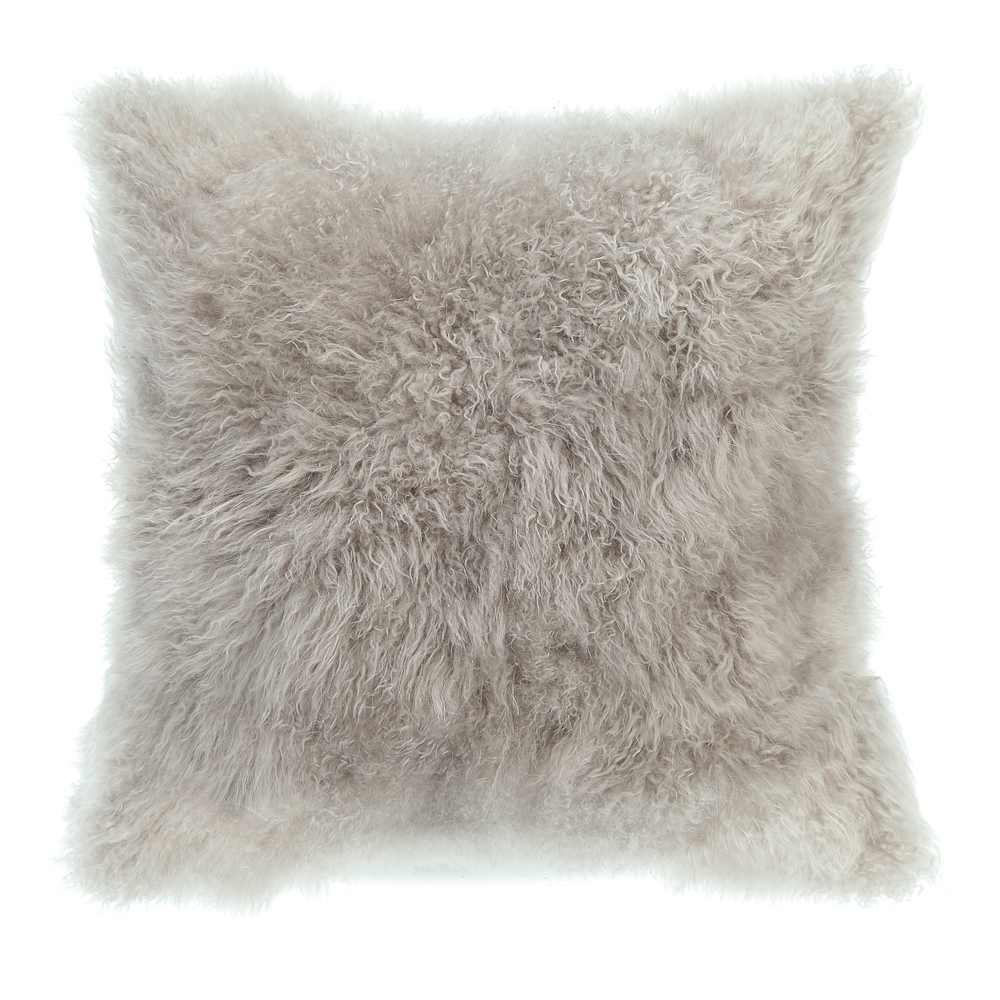 Moe's Home Collection - Cashmere Fur Pillow