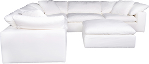 Thumbnail of Moe's Home Collection - Clay Modular Sectional