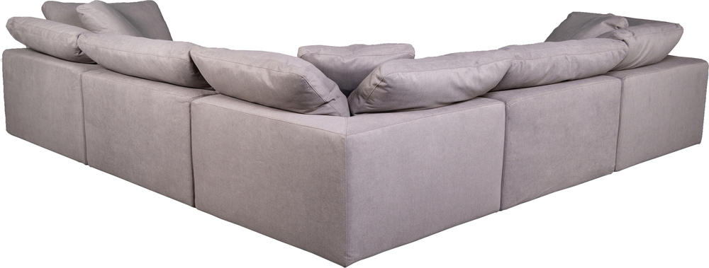Moe's Home Collection - Clay Modular Sectional