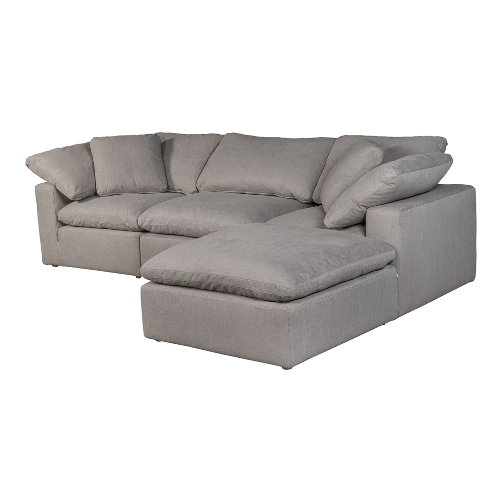 Moe's Home Collection - Clay Lounge Modular Sectional