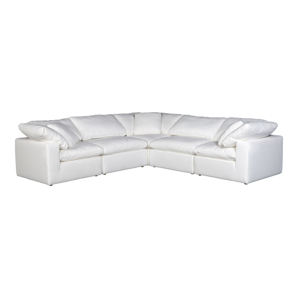 Moe's Home Collection - Clay Classic L Modular Sectional