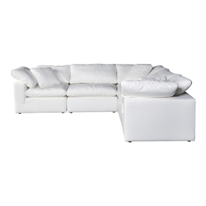 Thumbnail of Moe's Home Collection - Clay Classic L Modular Sectional