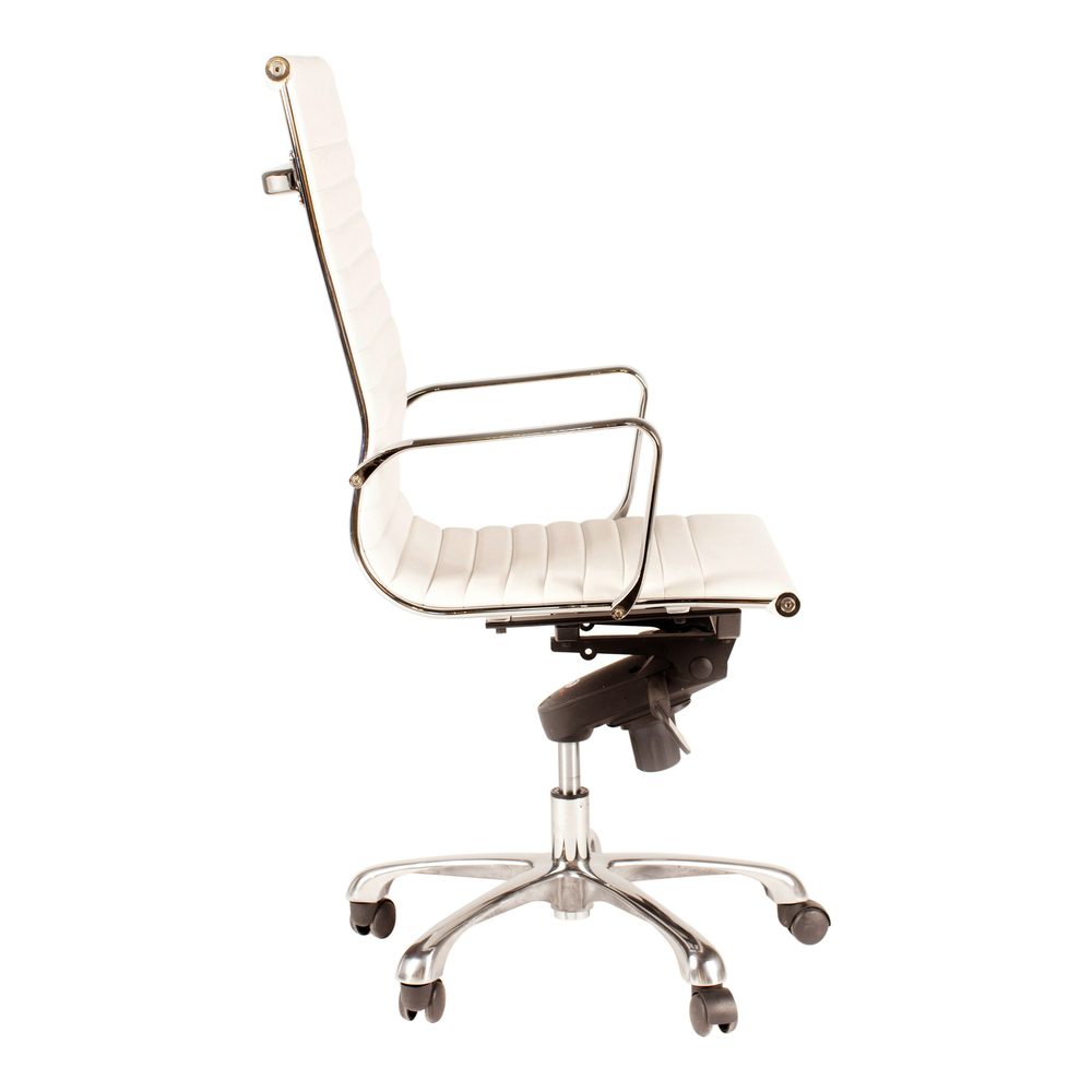 Moe's Home Collection - Omega Swivel High Back Office Chair