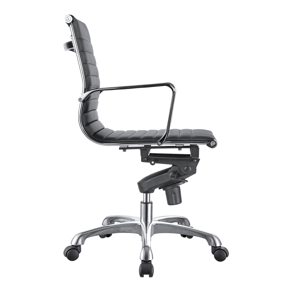 Moe's Home Collection - Omega Swivel Low Office Chair