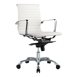 Thumbnail of Moe's Home Collection - Omega Swivel Low Office Chair