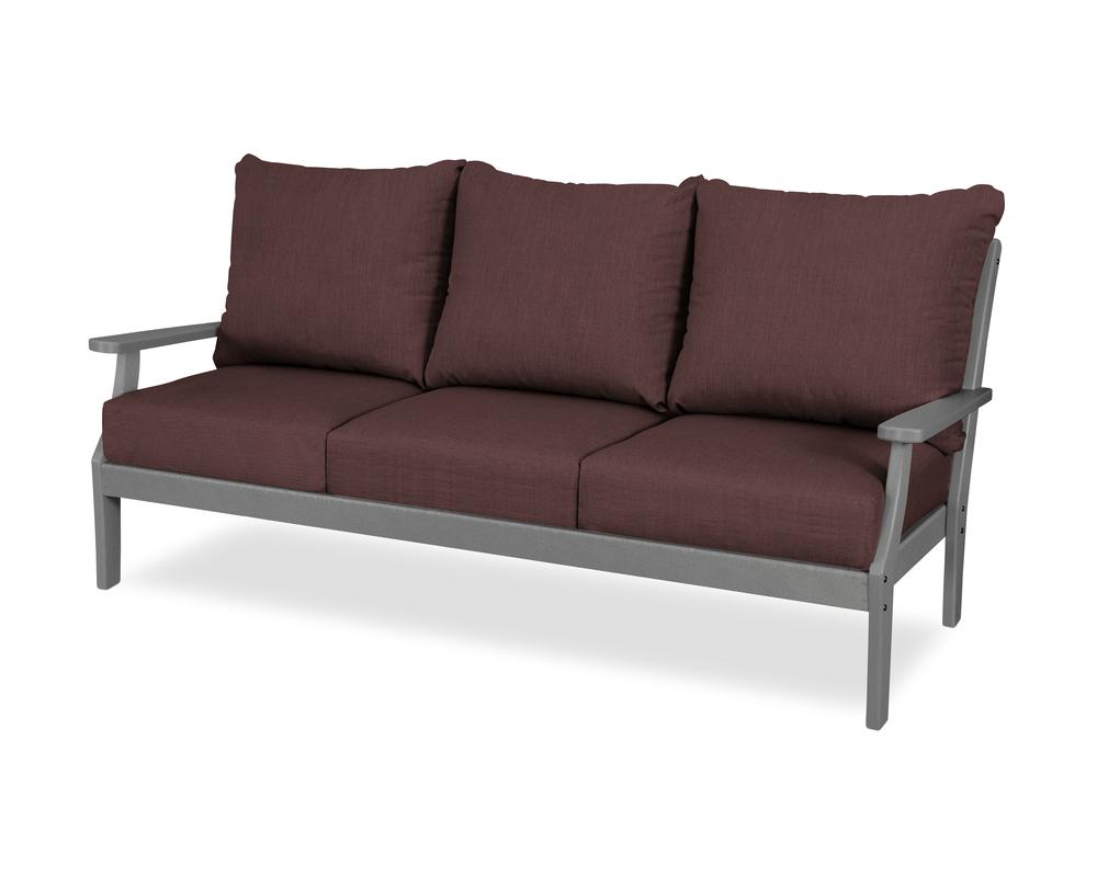 Polywood - Braxton Deep Seating Sofa