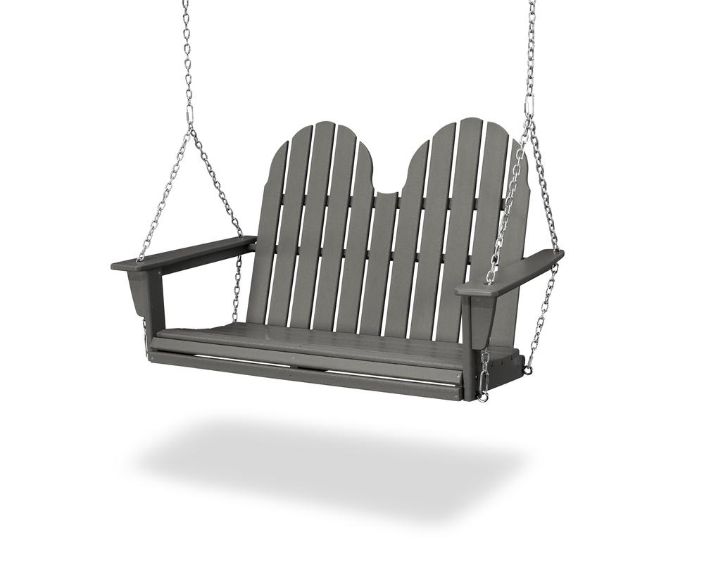 Polywood - Vineyard Adirondack Swing