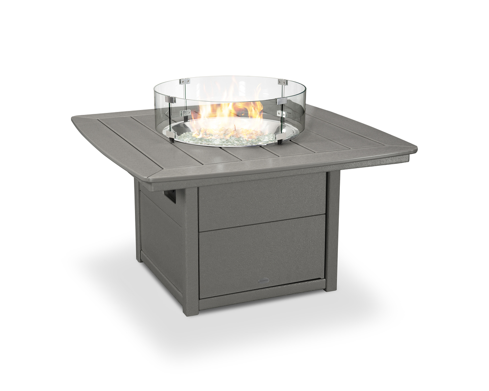 Polywood - Nautical Fire Pit Table