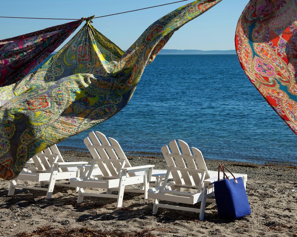 Polywood - Long Island Chaise