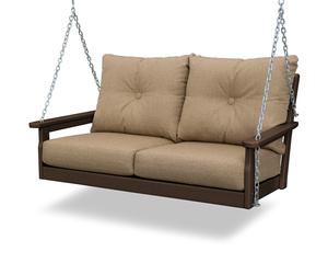 Thumbnail of Polywood - Vineyard Deep Seating Swing