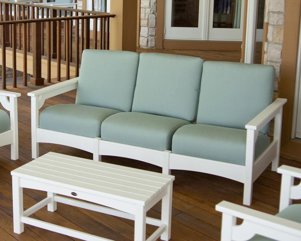 Polywood - Club Sofa