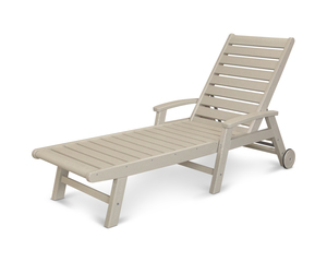 Thumbnail of Polywood - Signature Chaise with Wheels