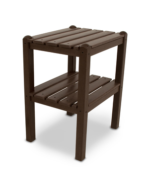 Thumbnail of Polywood - Two Shelf Side Table