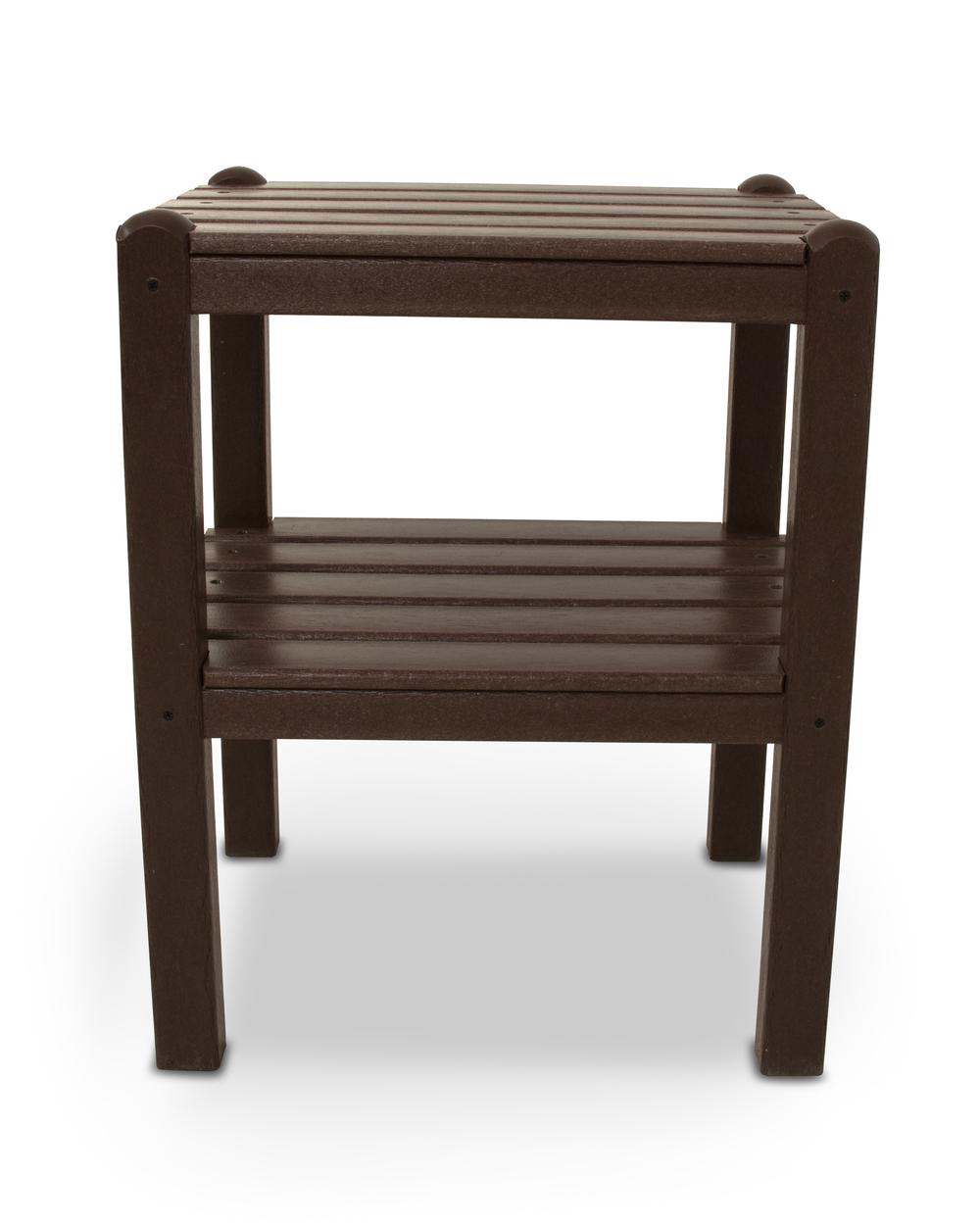 Polywood - Two Shelf Side Table
