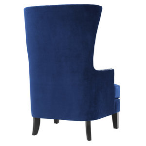 Thumbnail of TOV Furniture - Bristol Blue Tall Chair
