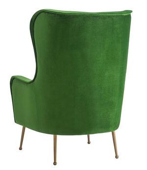 Thumbnail of TOV Furniture - Ethan Green Velvet Chair