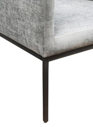 Thumbnail of TOV Furniture - Canton Grey Velvet Chair