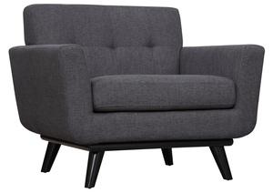 Thumbnail of TOV Furniture - James Grey Linen Chair