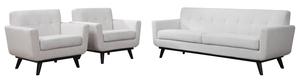 Thumbnail of TOV Furniture - James Beige Linen Chair