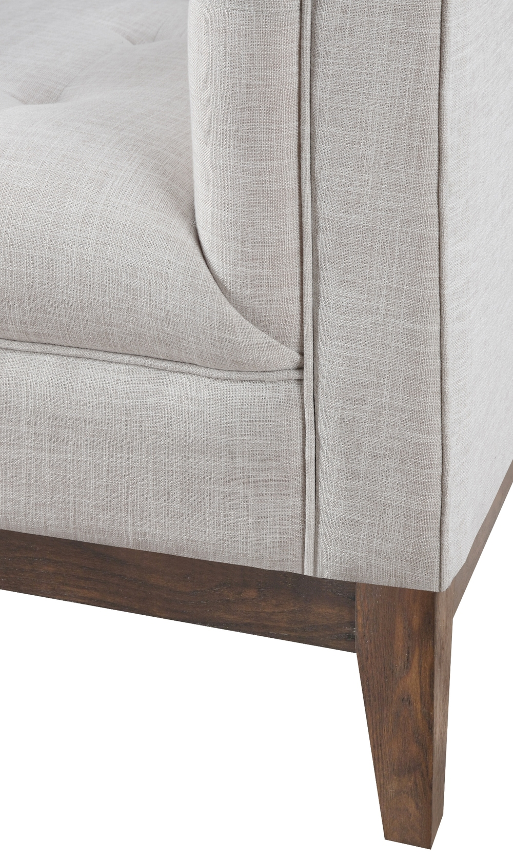 TOV Furniture - Gavin Beige Linen Chair