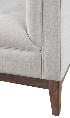Thumbnail of TOV Furniture - Gavin Beige Linen Chair