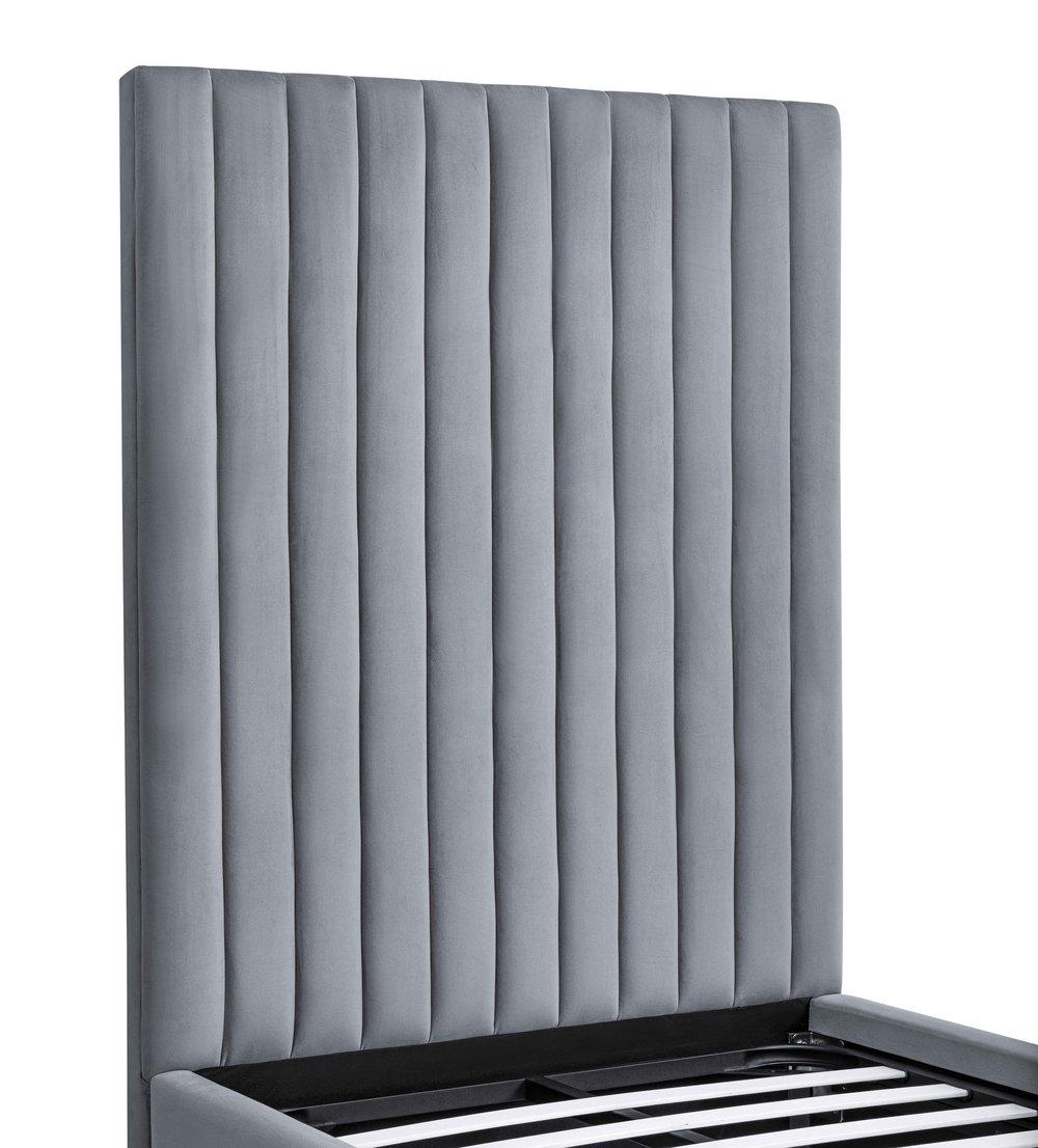 TOV Furniture - Arabelle Grey Bed