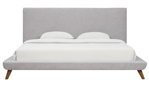 Thumbnail of TOV Furniture - Nixon Beige Linen Bed
