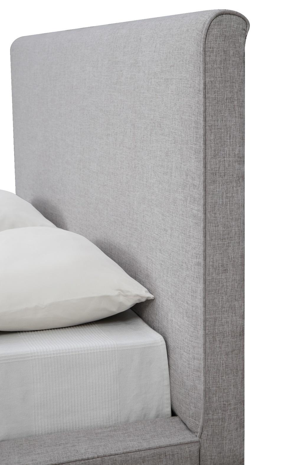 TOV Furniture - Nixon Beige Linen Bed