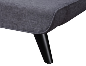 Thumbnail of TOV Furniture - Nixon Grey Linen Bed