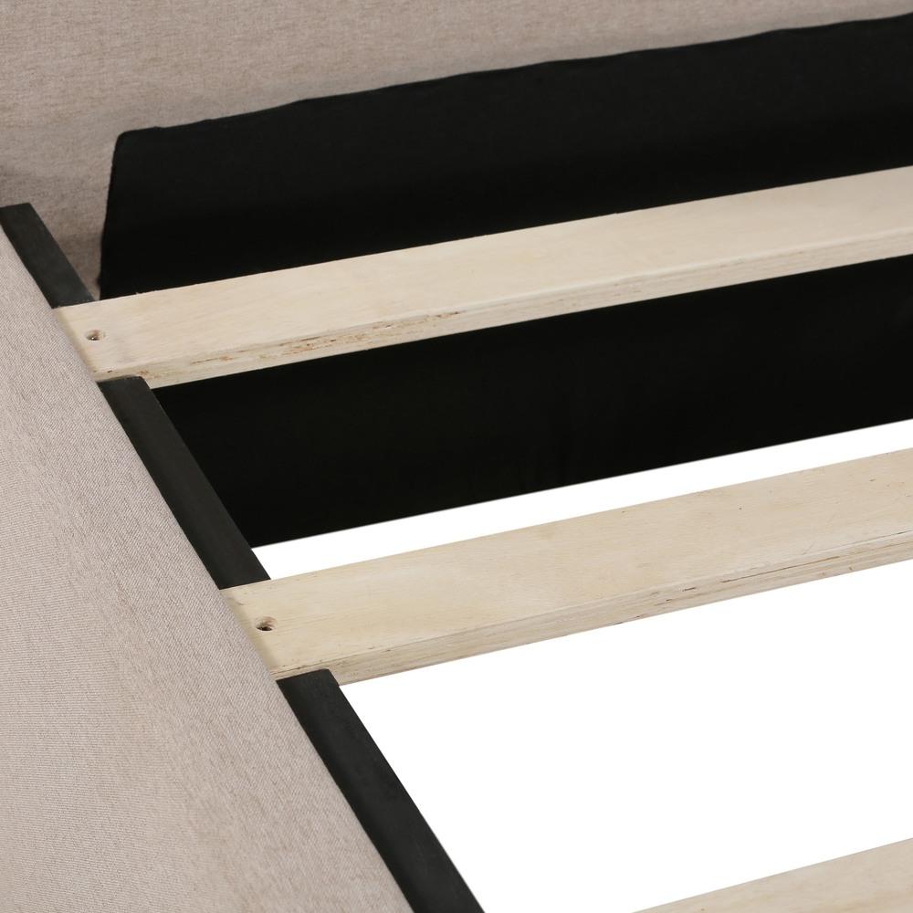 TOV Furniture - Edgar Beige Storage Bed