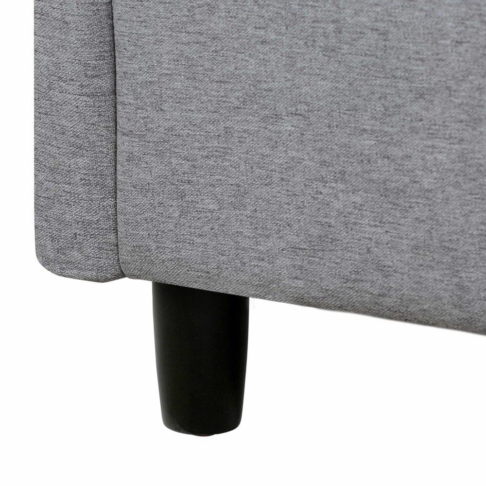 TOV Furniture - Edgar Grey Storage Bed