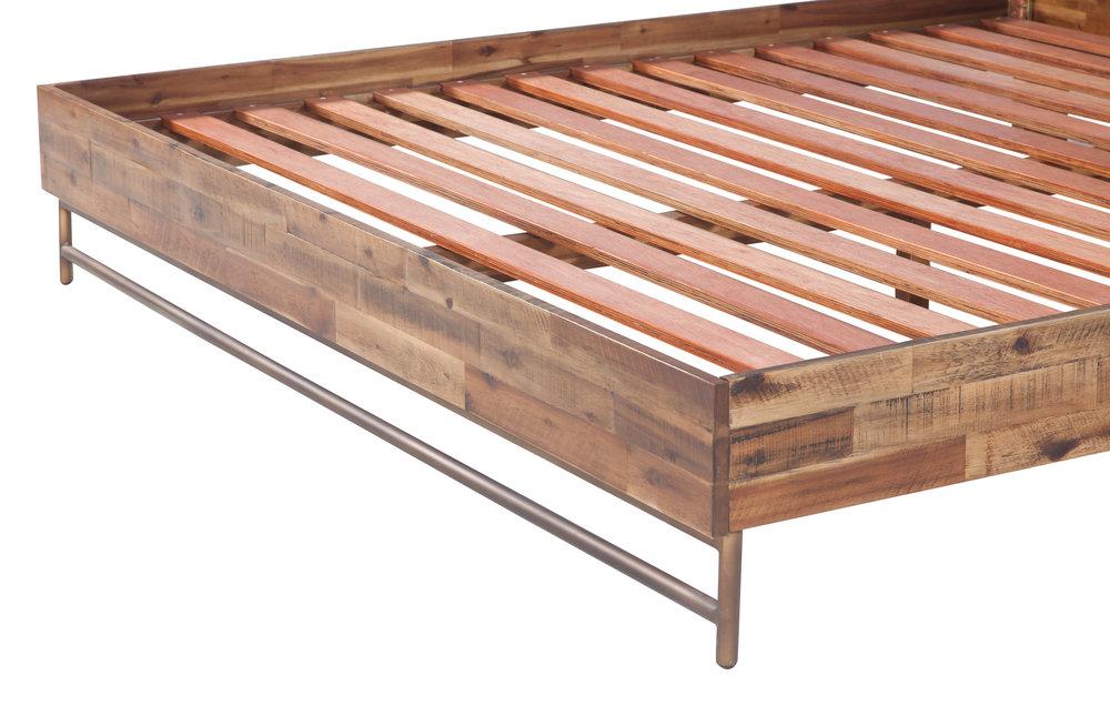 TOV Furniture - Bushwick Wooden King Bed