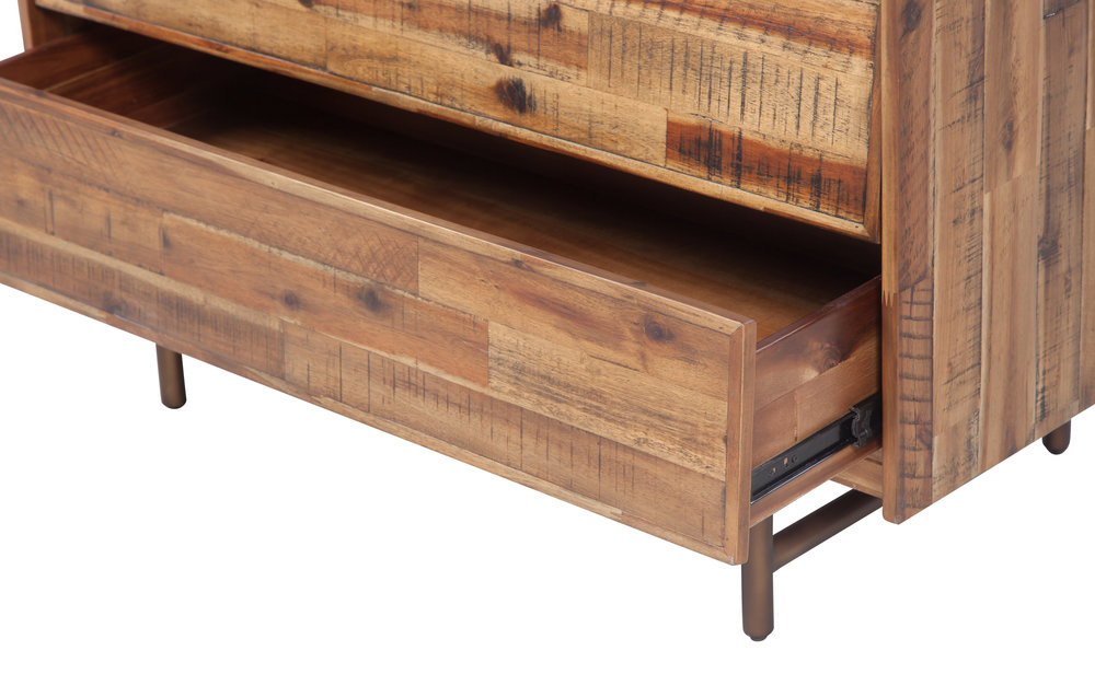 TOV Furniture - Bushwick Wooden Chest